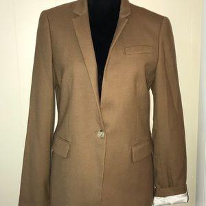 JCrew Lined Wool Blazer